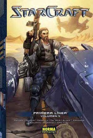 STARCRAFT: PRIMERA LINEA #04