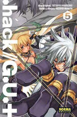 HACK//G.U.+ #05