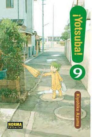 YOTSUBA #09