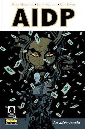 AIDP #10: LA ADVERTENCIA