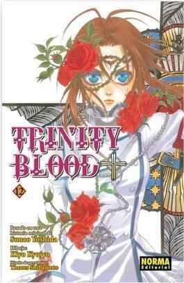 TRINITY BLOOD #12