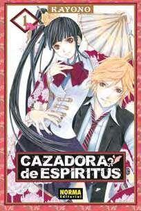 CAZADORA DE ESPIRITUS #01