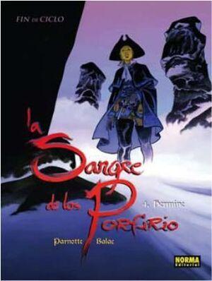 LA SANGRE DE LOS PORFIRIO #04: HERMINE
