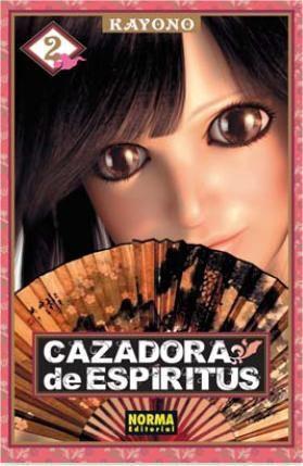 CAZADORA DE ESPIRITUS #02
