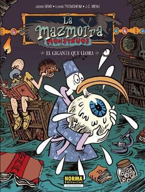 LA MAZMORRA MONSTRUOS VOL.2 EL GIGANTE QUE LLORA