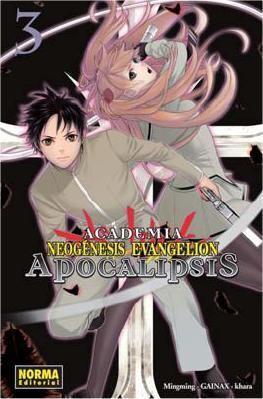 ACADEMIA NEOGENESIS EVANGELION: APOCALIPSIS #03