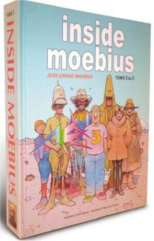 INSIDE MOEBIUS VOL.3