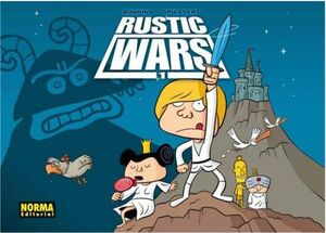 RUSTIC WARS #01