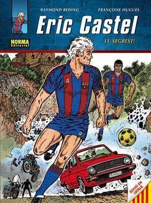 ERIC CASTEL #11 (CATALAN)