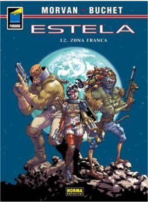 ESTELA #12. ZONA FRANCA