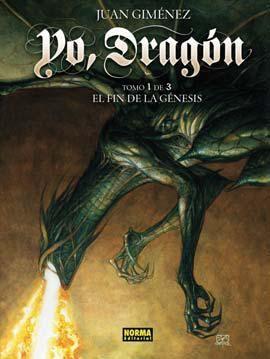 YO, DRAGON #01. EL FIN DE LA GENESIS