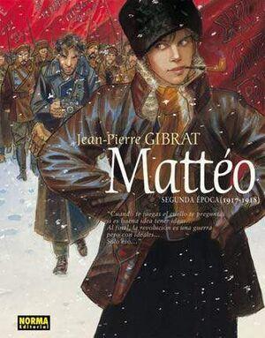 MATTEO #02. SEGUNDA EPOCA (1917-1918)
