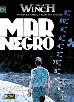 LARGO WINCH #17. MAR NEGRO