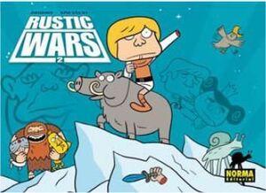 RUSTIC WARS #02