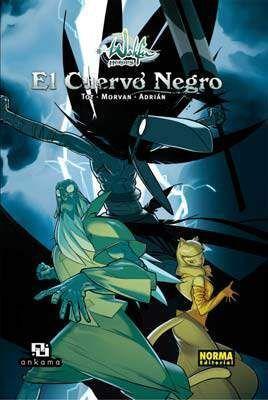 WAKFU HEROES #01. EL CUERVO NEGRO