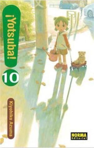YOTSUBA #10