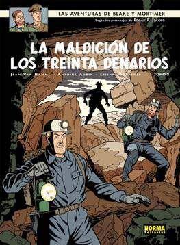 BLAKE Y MORTIMER #20. LA MALDICION DE LOS TREINTA DENARIOS VOL.2