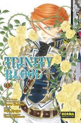 TRINITY BLOOD #13