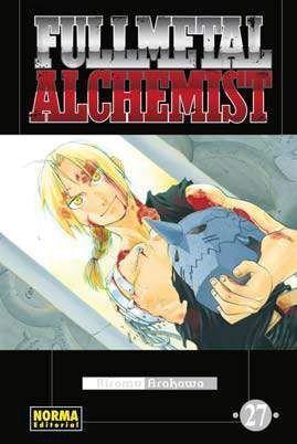 FULLMETAL ALCHEMIST #27 (ULTIMO NUMERO)