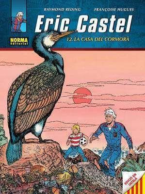 ERIC CASTEL #12 (CATALAN)