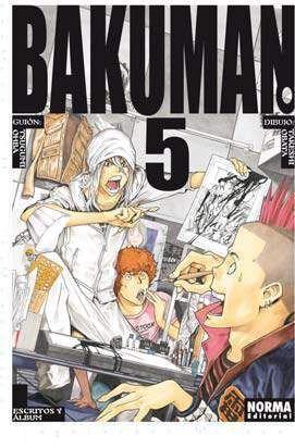 BAKUMAN #05
