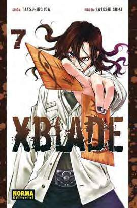 XBLADE #07