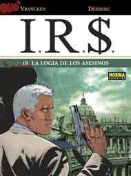 I.R.S. #10. LA LOGIA DE LOS ASESINOS