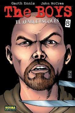 THE BOYS #08. EL AFABLE ESCOCES