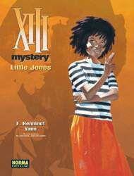 XIII MYSTERY #03. LITTLE JONES