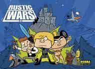RUSTIC WARS #03