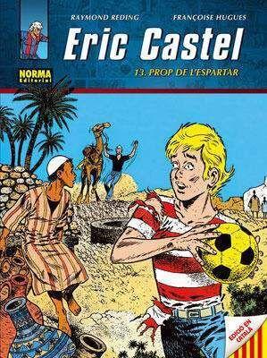 ERIC CASTEL #13 (CATALAN)