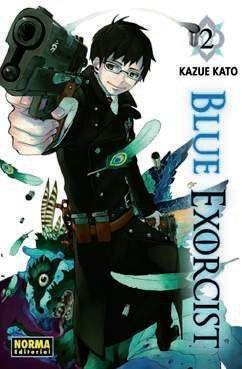 BLUE EXORCIST #02