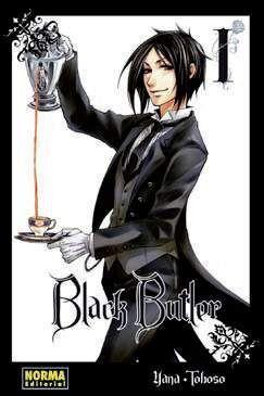 BLACK BUTLER #01 (KUROSHITSUJI)