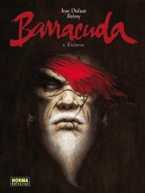 BARRACUDA #01. ESCLAVOS