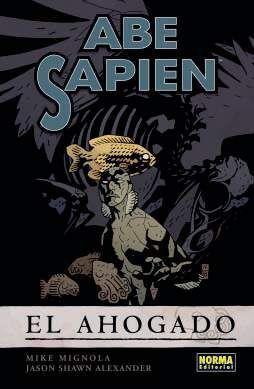 ABE SAPIEN #01. EL AHOGADO