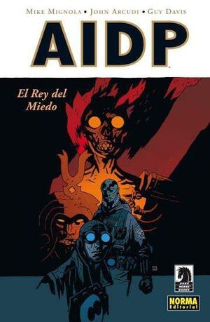 AIDP #14. EL REY DEL MIEDO