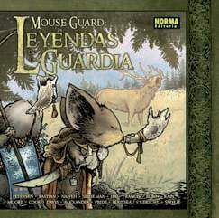 MOUSE GUARD: LEYENDAS DE LA GUARDIA VOL.1