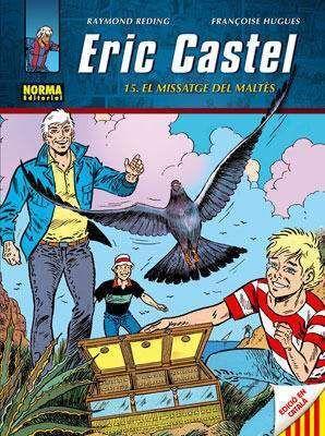 ERIC CASTEL #15 (CATALAN)