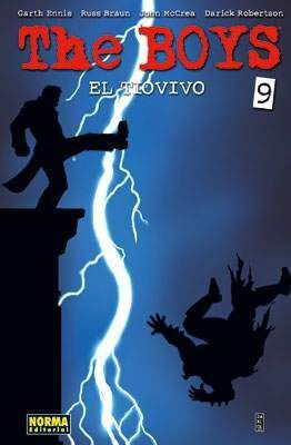 THE BOYS #09. EL TIOVIVO