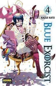 BLUE EXORCIST #04