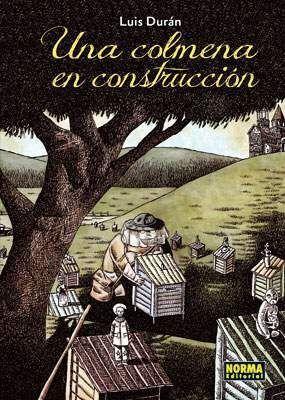 UNA COLMENA EN CONSTRUCCION