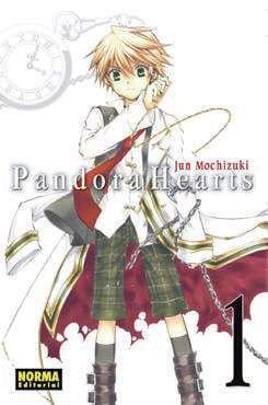 PANDORA HEARTS #01