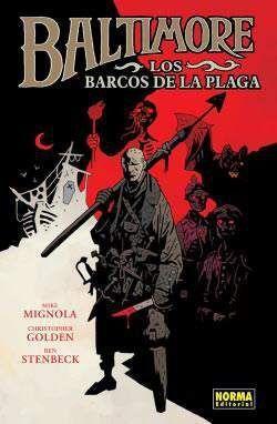 BALTIMORE #01. LOS BARCOS DE LA PLAGA