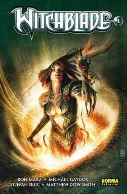 WITCHBLADE AÑO 2 #01