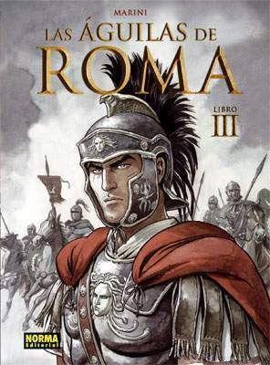 LAS AGUILAS DE ROMA #03