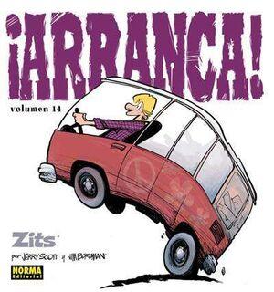 ZITS #14. ARRANCA