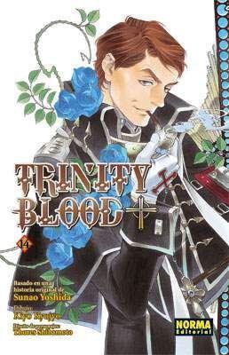TRINITY BLOOD #14