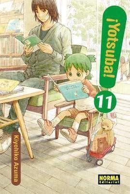 YOTSUBA #11