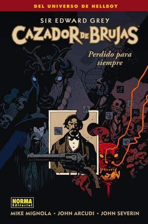 CAZADOR DE BRUJAS #02. PERDIDO PARA SIEMPRE