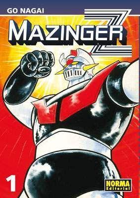 MAZINGER Z #01 (NORMA)